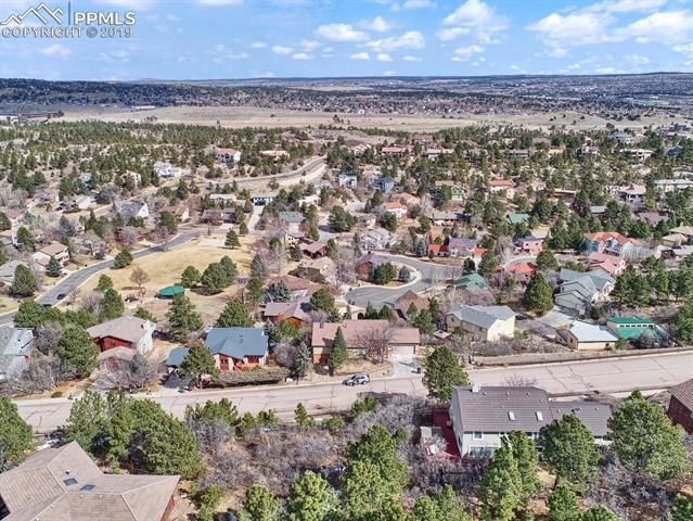 MLS# 9969492 - 1 - 945  Golden Hills Road, Colorado Springs, CO 80919