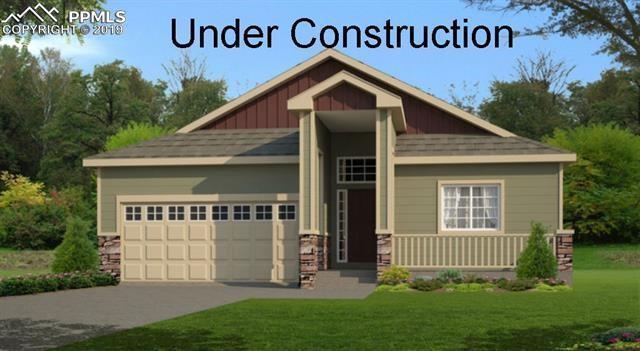 MLS# 9423696 - 1 - 7307  Peachleaf Drive, Colorado Springs, CO 80925