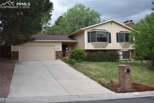 MLS# 6407295 - 1 - 3211 Austin Drive, Colorado Springs, CO 80909