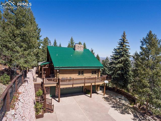 MLS# 2186488 - 1 - 1458  Sunrise Lane, Colorado Springs, CO 80906