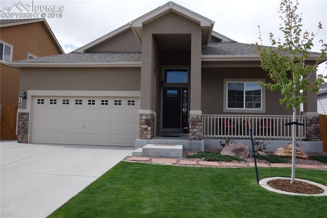 MLS# 7302883 - 1 - 6169  Finglas Drive, Colorado Springs, CO 80923