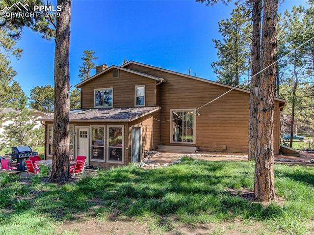 MLS# 6453553 - 1 - 17720  E Caribou Drive, Monument, CO 80132