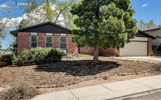 MLS# 7557223 - 1 - 6532  Lange Drive, Colorado Springs, CO 80918