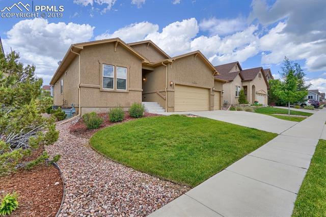 MLS# 1740118 - 2 - 5842 Rowdy Drive, Colorado Springs, CO 80924
