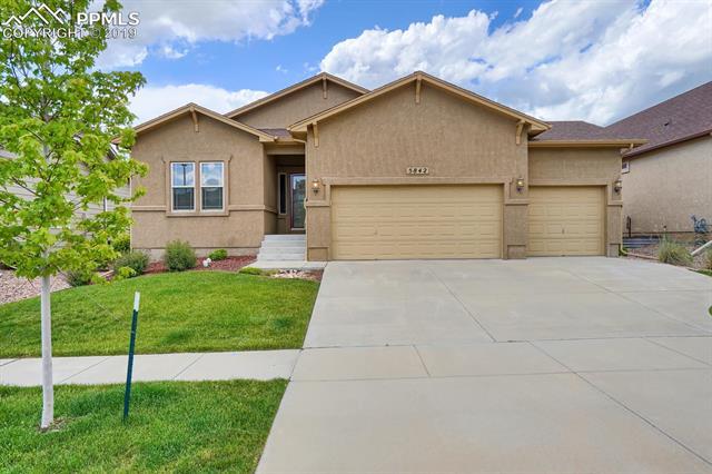 MLS# 1740118 - 3 - 5842 Rowdy Drive, Colorado Springs, CO 80924