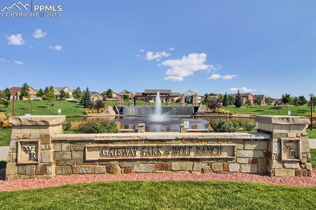 MLS# 1740118 - 35 - 5842 Rowdy Drive, Colorado Springs, CO 80924