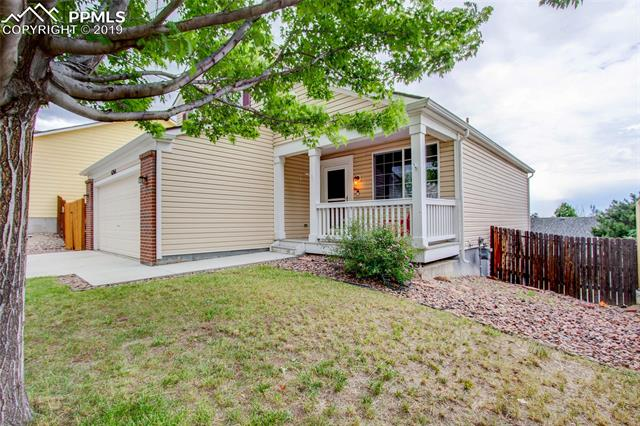 MLS# 4253754 - 3 - 6764 Summer Grace Street, Colorado Springs, CO 80923