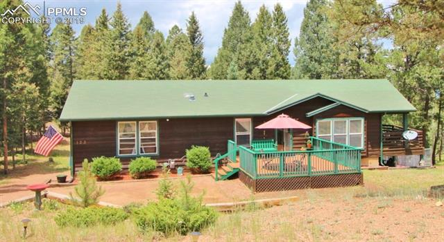 MLS# 6541250 - 1 - 123 Pawutsy Road, Florissant, CO 80816
