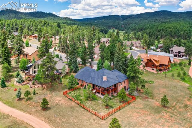 MLS# 6123434 - 1423  Masters Drive, Woodland Park, CO 80863