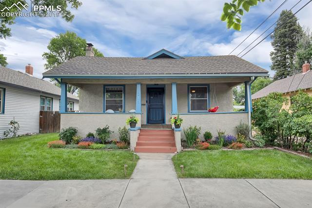MLS# 8545272 - 1 - 216 E Fontanero Street, Colorado Springs, CO 80907