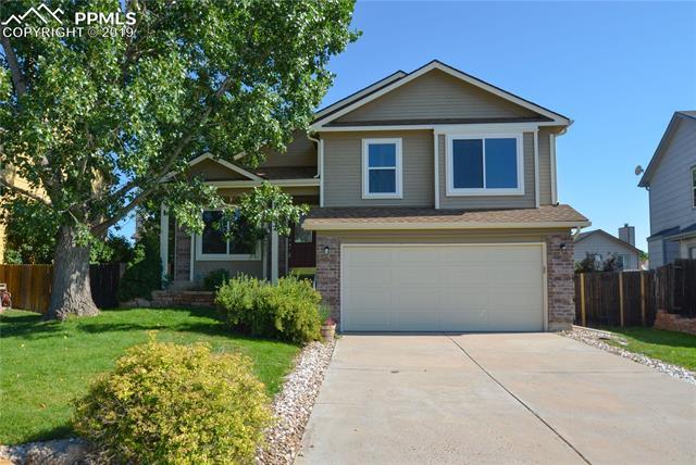 MLS# 1310841 - 1 - 1358  S Canoe Creek Drive, Colorado Springs, CO 80906