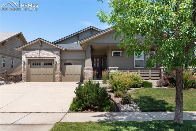 MLS# 8693619 - 1 - 8152 Knotty Alder Court, Colorado Springs, CO 80927
