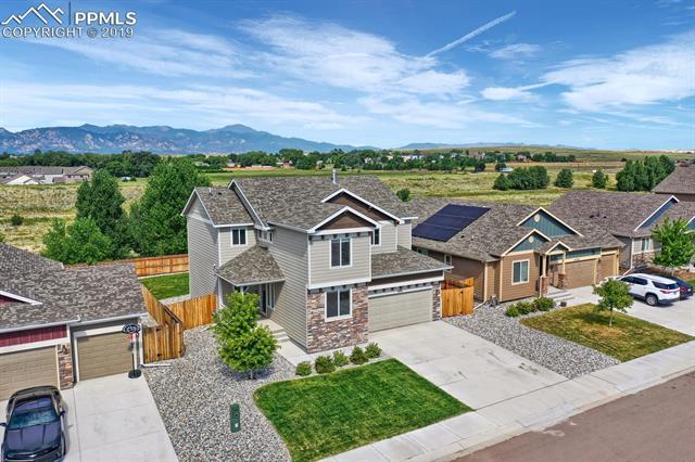 MLS# 8718451 - 1 - 6742 Phantom Way, Colorado Springs, CO 80925