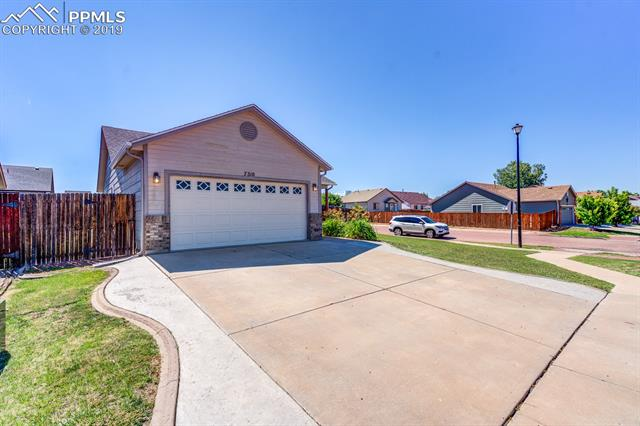 MLS# 2557182 - 1 - 7310  Banberry Drive, Colorado Springs, CO 80925