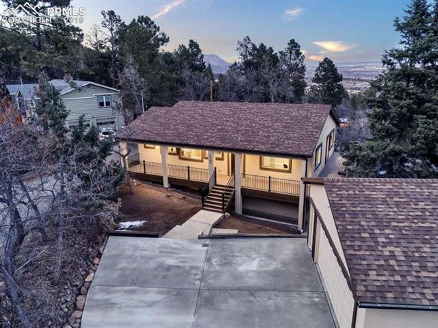 MLS# 2156687 - 1 - 1780  Old Stage Road, Colorado Springs, CO 80906