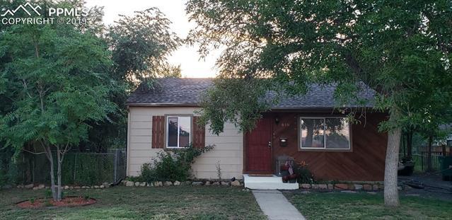 MLS# 4241068 - 1 - 616  Warren Avenue, Colorado Springs, CO 80905