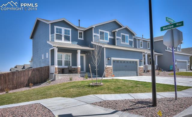 MLS# 4643338 - 3 - 4501 Keagster Drive, Colorado Springs, CO 80911