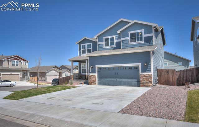 MLS# 4643338 - 4 - 4501 Keagster Drive, Colorado Springs, CO 80911