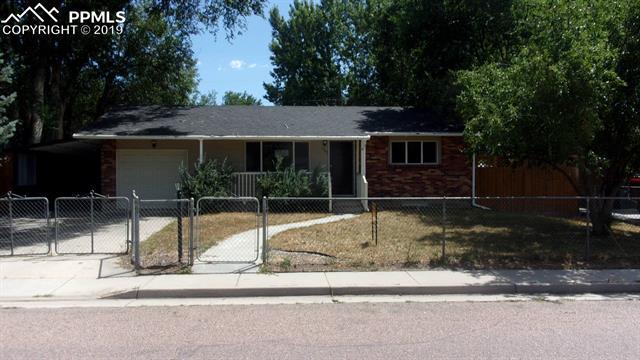 MLS# 2620304 - 1 - 153  Harvard Street, Colorado Springs, CO 80911