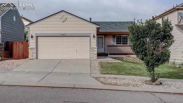 MLS# 1361607 - 1 - 4964 Desert Varnish Drive, Colorado Springs, CO 80922