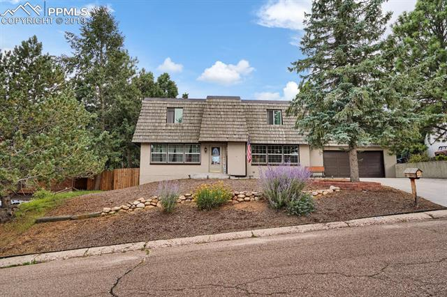 MLS# 1488414 - 2407  Virgo Drive, Colorado Springs, CO 80906
