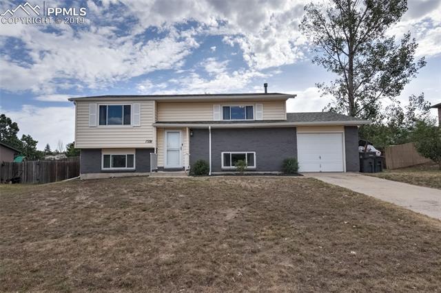 MLS# 2453221 - 1 - 1339 Kachina Drive, Colorado Springs, CO 80915