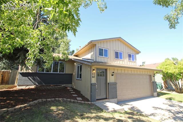 MLS# 3877440 - 1 - 3760  Moose Run Drive, Colorado Springs, CO 80918