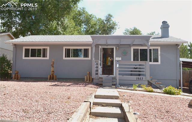 MLS# 1685259 - 1 - 1923 Alpine Drive, Colorado Springs, CO 80909