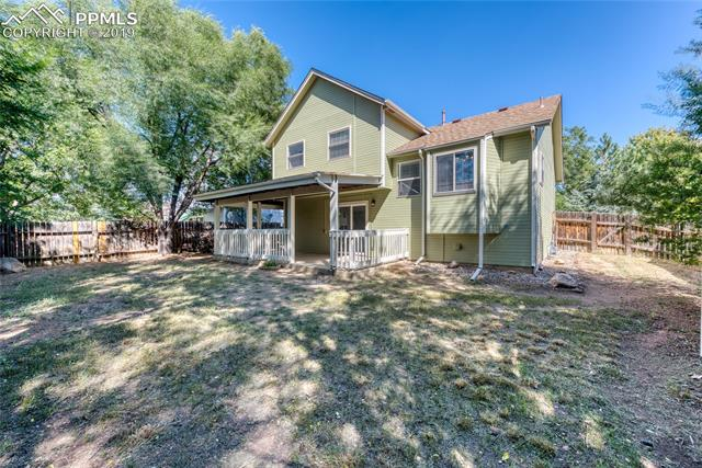 MLS# 9320242 - 1 - 1313  Canoe Creek Drive, Colorado Springs, CO 80906