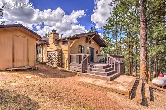 MLS# 7985339 - 2 - 10251 County Road 1 , Florissant, CO 80816