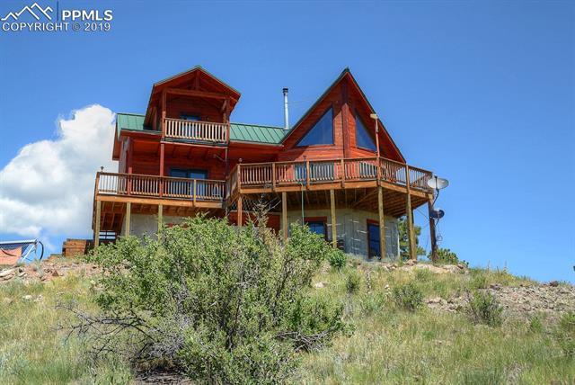 MLS# 3927965 - 1 - 396 Eagle Nest Trail, Guffey, CO 80820