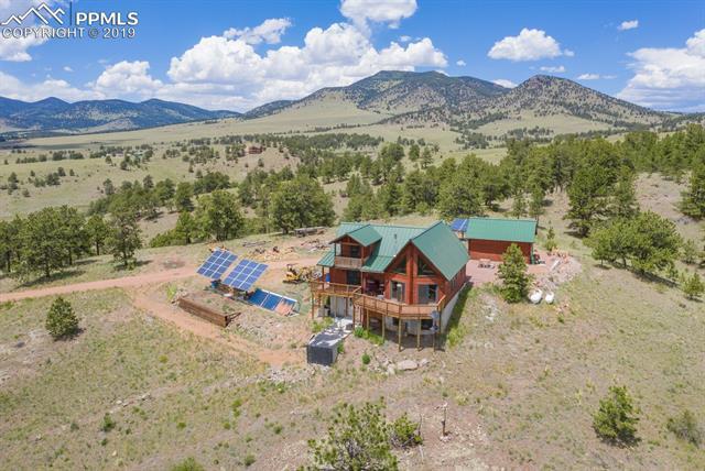 MLS# 3927965 - 23 - 396 Eagle Nest Trail, Guffey, CO 80820