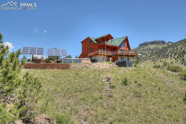MLS# 3927965 - 4 - 396 Eagle Nest Trail, Guffey, CO 80820