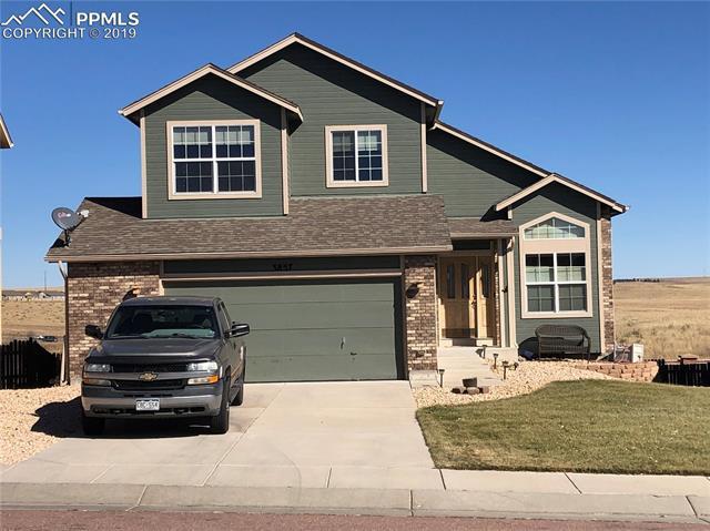 MLS# 8516384 - 1 - 3857  Roan Drive, Colorado Springs, CO 80922