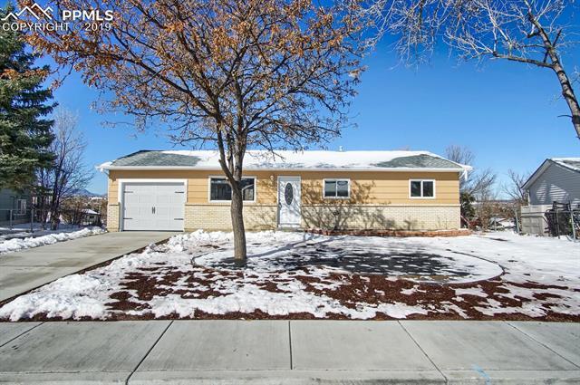 MLS# 8974969 - 1 - 4431  Millburn Drive, Colorado Springs, CO 80906