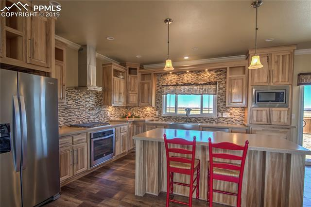 MLS# 4556159 - 9 - 595 Spotted Owl Way, Calhan, CO 80808