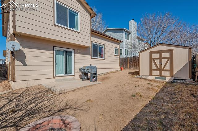 MLS# 4344655 - 1 - 6585  Chantilly Place, Colorado Springs, CO 80922