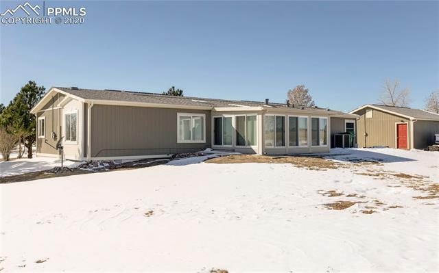 MLS# 1001900 - 1 - 13210  Cottontail Drive, Peyton, CO 80831