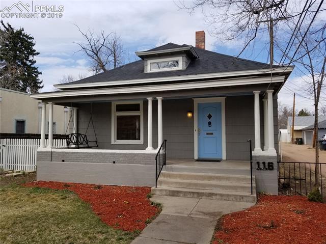 MLS# 6500909 - 1 - 116 E Fontanero Street, Colorado Springs, CO 80907