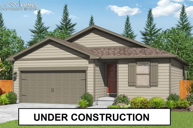 MLS# 7768975 - 1 - 9777 Chalkstone Lane, Colorado Springs, CO 80925