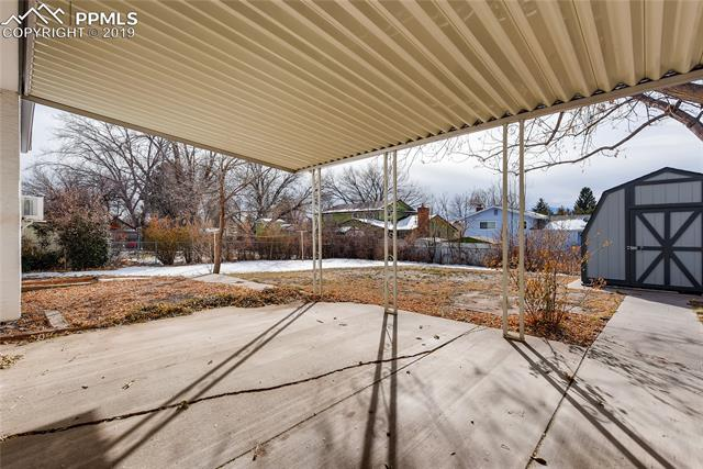 MLS# 7718684 - 1 - 1368  Mears Drive, Colorado Springs, CO 80915