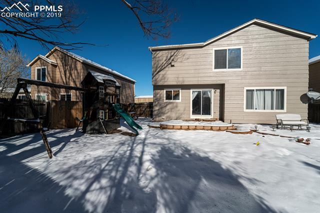MLS# 3616318 - 1 - 3885  Pony Tracks Drive, Colorado Springs, CO 80922