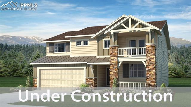 MLS# 8915705 - 1 - 2635  Shawnee Drive, Colorado Springs, CO 80922