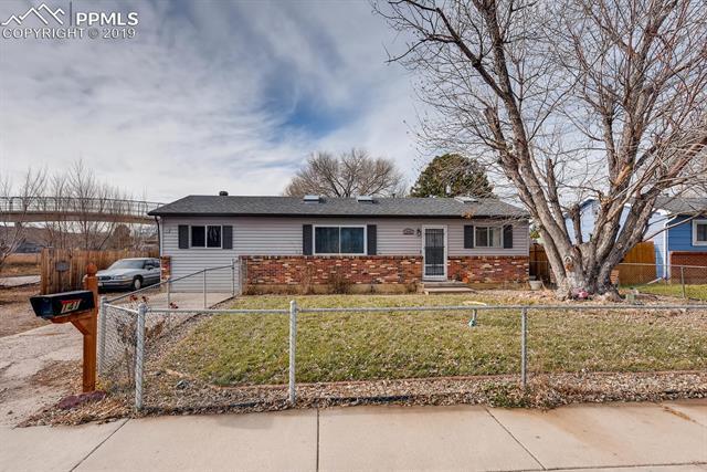 MLS# 3110813 - 2 - 1416 Maxwell Street, Colorado Springs, CO 80906