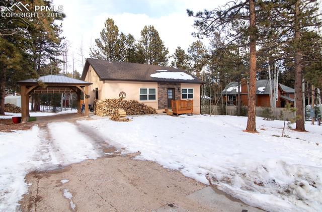 MLS# 9386754 - 3 - 1314 W Browning Avenue, Woodland Park, CO 80863