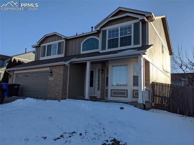 MLS# 5499764 - 1 - 3745 Cottage Drive, Colorado Springs, CO 80920