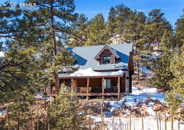 MLS# 7063741 - 1 - 83 Corral Circle, Florissant, CO 80816
