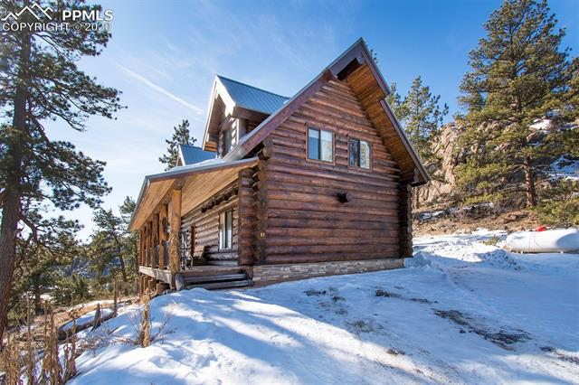 MLS# 7063741 - 31 - 83 Corral Circle, Florissant, CO 80816