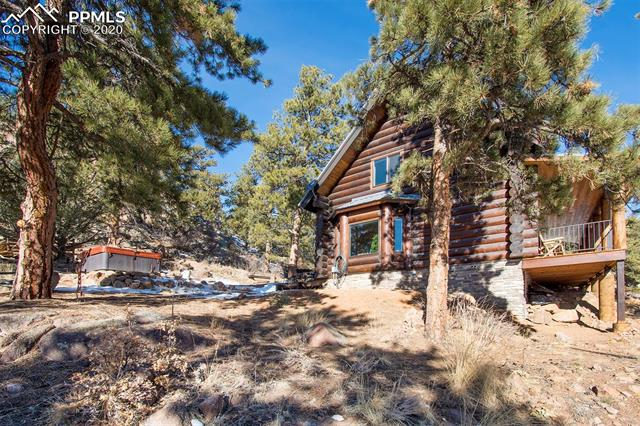 MLS# 7063741 - 32 - 83 Corral Circle, Florissant, CO 80816