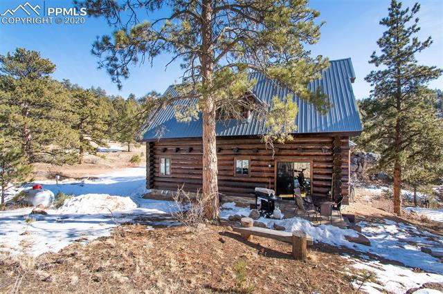 MLS# 7063741 - 34 - 83 Corral Circle, Florissant, CO 80816